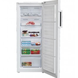 Congelador vertical Beko RFNE270K31WN Independiente Blanco 214 L A+