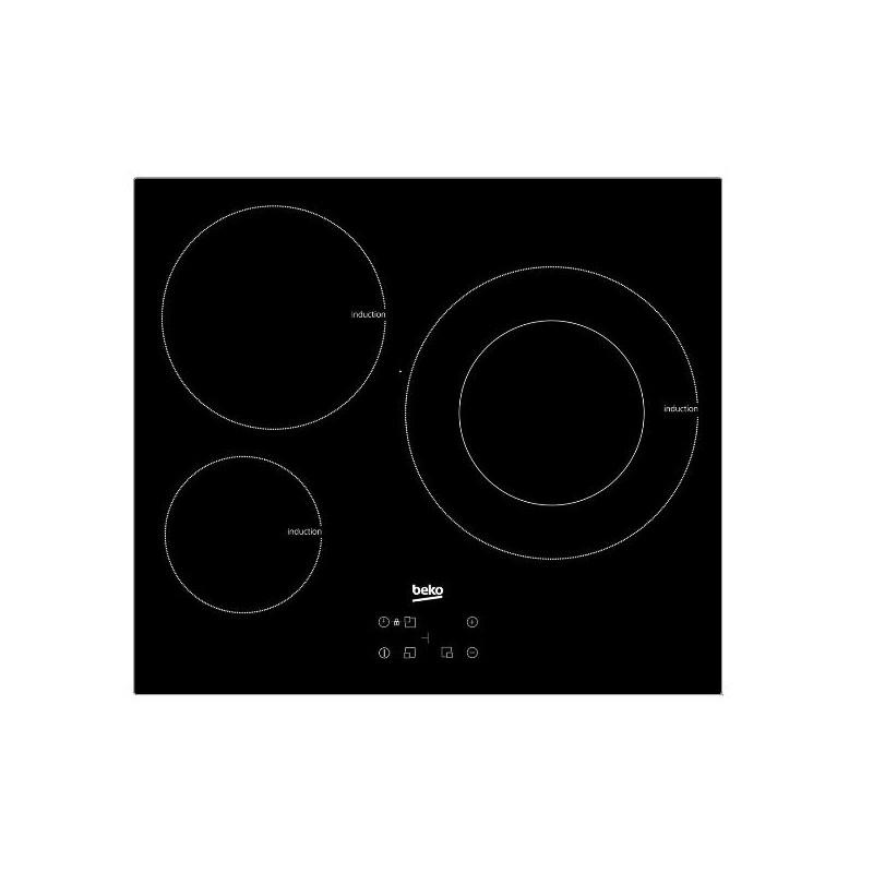 Comprar Placa de inducción Beko HII63402MT 3F IND 28CM