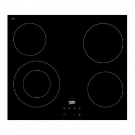Placa vitrocerámica Beko VITRO HIC-64402 E 4 ZONAS