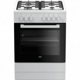 Cocina Beko FSE62110DW blanco 60cm