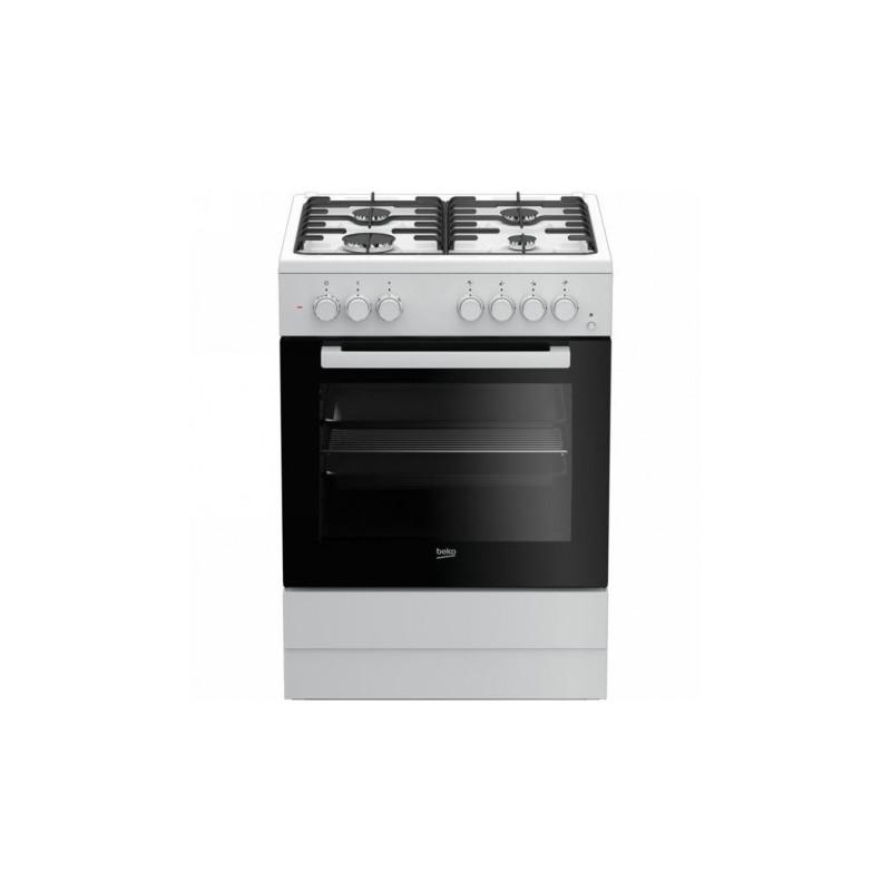 Comprar Cocina Beko FSE62110DW blanco 60cm